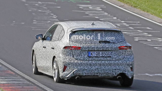 Chiều tín đồ tốc độ, Ford Focus ST sẽ sử dụng động cơ chấm lớn? - Ảnh 8.