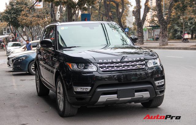 Range Rover Sport 2014 lăn bánh hơn 30.000km có giá 3,35 tỷ đồng tại Hà Nội - Ảnh 1.