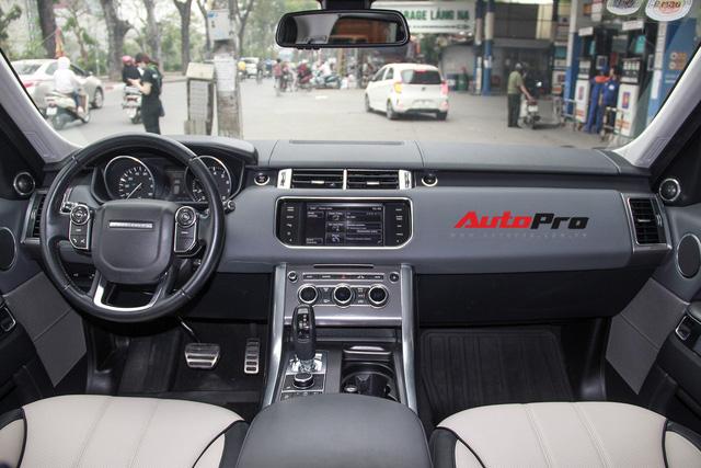 Range Rover Sport 2014 lăn bánh hơn 30.000km có giá 3,35 tỷ đồng tại Hà Nội - Ảnh 14.