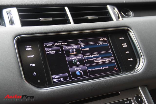 Range Rover Sport 2014 lăn bánh hơn 30.000km có giá 3,35 tỷ đồng tại Hà Nội - Ảnh 22.