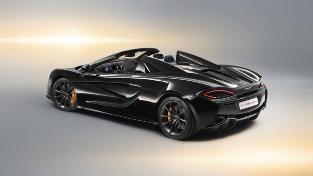 Chỉ 5 chiếc McLaren 570S Spider Design Edition được sản xuất, người có tiền chưa chắc đã mua được - Ảnh 2.