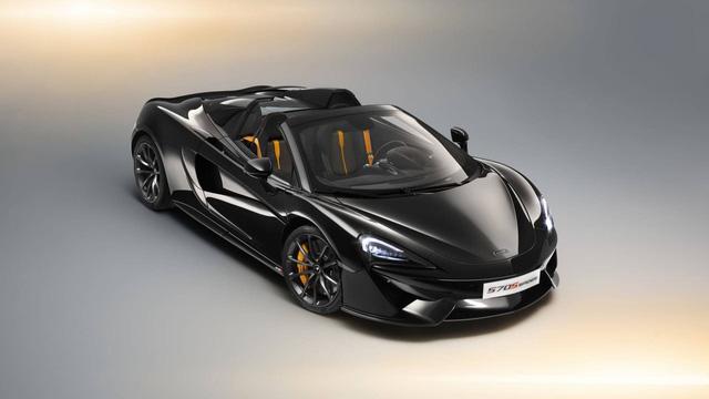 Chỉ 5 chiếc McLaren 570S Spider Design Edition được sản xuất, người có tiền chưa chắc đã mua được - Ảnh 1.