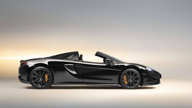 Chỉ 5 chiếc McLaren 570S Spider Design Edition được sản xuất, người có tiền chưa chắc đã mua được - Ảnh 3.