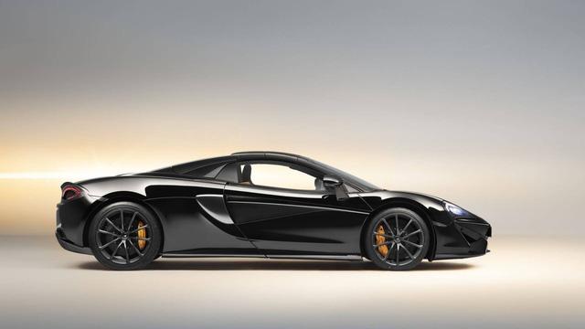Chỉ 5 chiếc McLaren 570S Spider Design Edition được sản xuất, người có tiền chưa chắc đã mua được - Ảnh 4.