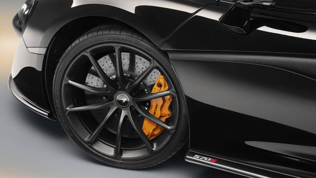 Chỉ 5 chiếc McLaren 570S Spider Design Edition được sản xuất, người có tiền chưa chắc đã mua được - Ảnh 6.
