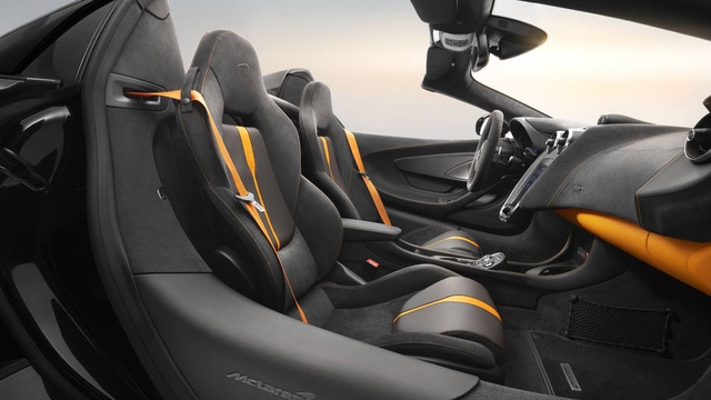 Chỉ 5 chiếc McLaren 570S Spider Design Edition được sản xuất, người có tiền chưa chắc đã mua được - Ảnh 8.