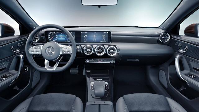 Mercedes-Benz A-Class sedan chính thức lộ diện - Ảnh 6.