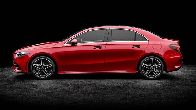 Mercedes-Benz A-Class sedan chính thức lộ diện - Ảnh 5.