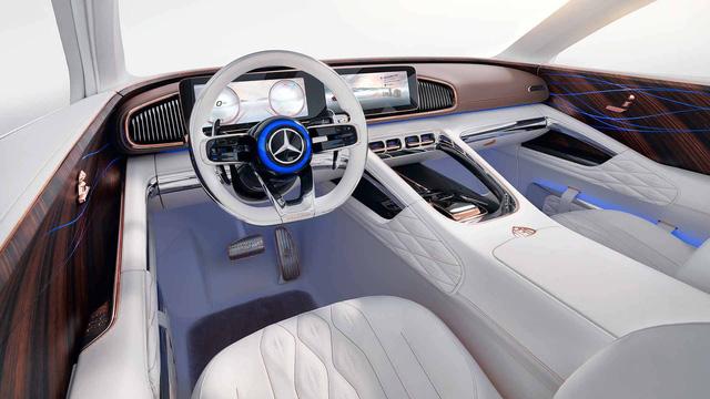 Mercedes-Maybach chính thức ra mắt concept SUV kỳ lạ nhất từ trước tới nay - Ảnh 17.