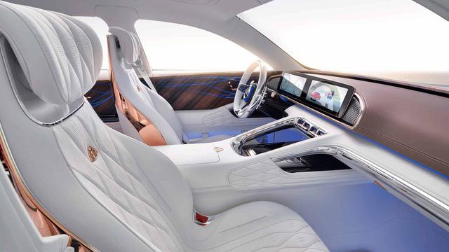 Mercedes-Maybach chính thức ra mắt concept SUV kỳ lạ nhất từ trước tới nay - Ảnh 16.