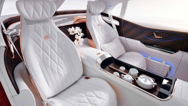 Mercedes-Maybach chính thức ra mắt concept SUV kỳ lạ nhất từ trước tới nay - Ảnh 5.