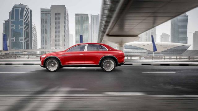 Mercedes-Maybach chính thức ra mắt concept SUV kỳ lạ nhất từ trước tới nay - Ảnh 10.