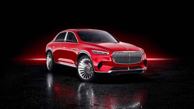 Mercedes-Maybach chính thức ra mắt concept SUV kỳ lạ nhất từ trước tới nay - Ảnh 11.