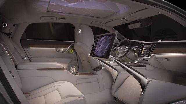 Volvo S90 Ambience Concept - Xe sang cho ông chủ - Ảnh 3.