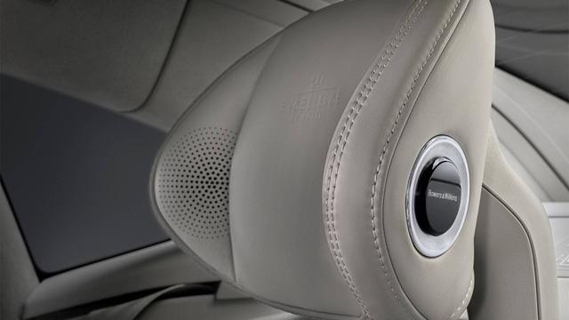 Volvo S90 Ambience Concept - Xe sang cho ông chủ - Ảnh 5.