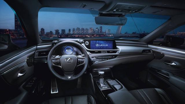 Ra mắt Lexus ES 2019 - Đối trọng mới của Mercedes-Benz E-Class - Ảnh 5.