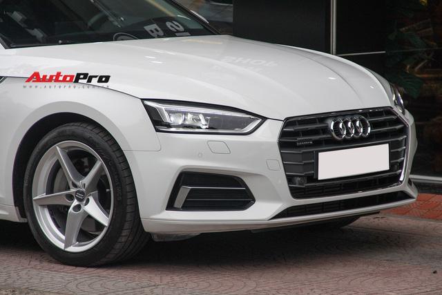Chạy chưa hết roda, chủ nhân Audi A5 Sportback 2017 lỗ hơn 400 triệu khi bán lại - Ảnh 5.