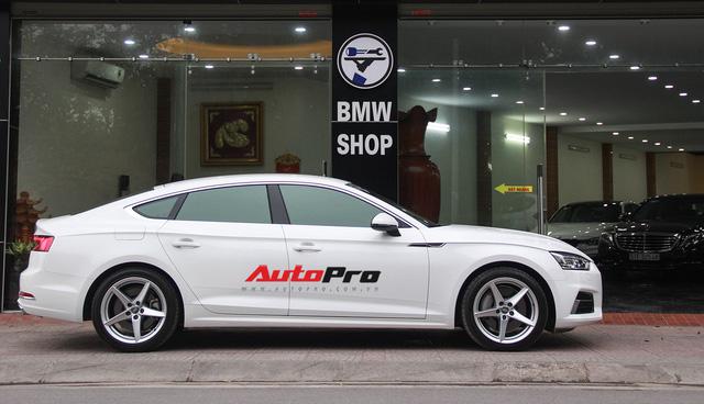 Chạy chưa hết roda, chủ nhân Audi A5 Sportback 2017 lỗ hơn 400 triệu khi bán lại - Ảnh 4.