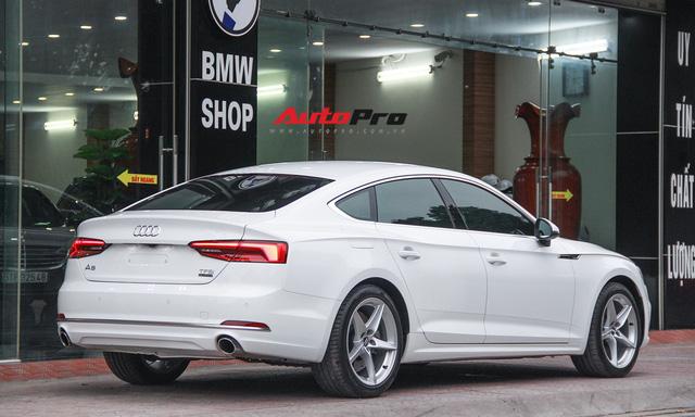 Chạy chưa hết roda, chủ nhân Audi A5 Sportback 2017 lỗ hơn 400 triệu khi bán lại - Ảnh 2.