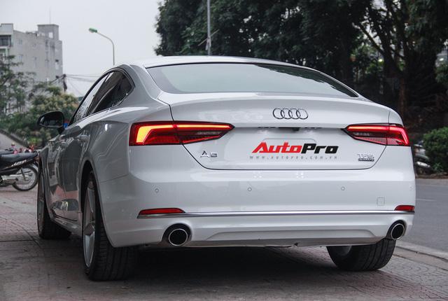 Chạy chưa hết roda, chủ nhân Audi A5 Sportback 2017 lỗ hơn 400 triệu khi bán lại - Ảnh 12.