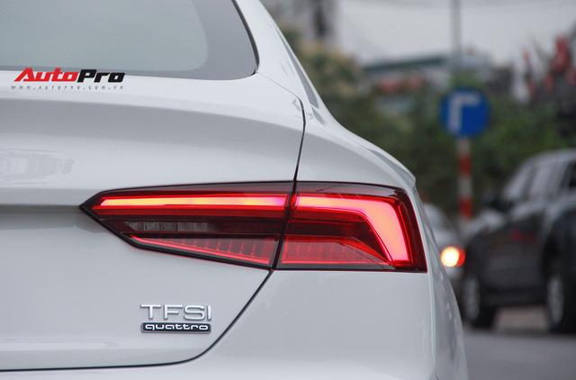 Chạy chưa hết roda, chủ nhân Audi A5 Sportback 2017 lỗ hơn 400 triệu khi bán lại - Ảnh 14.