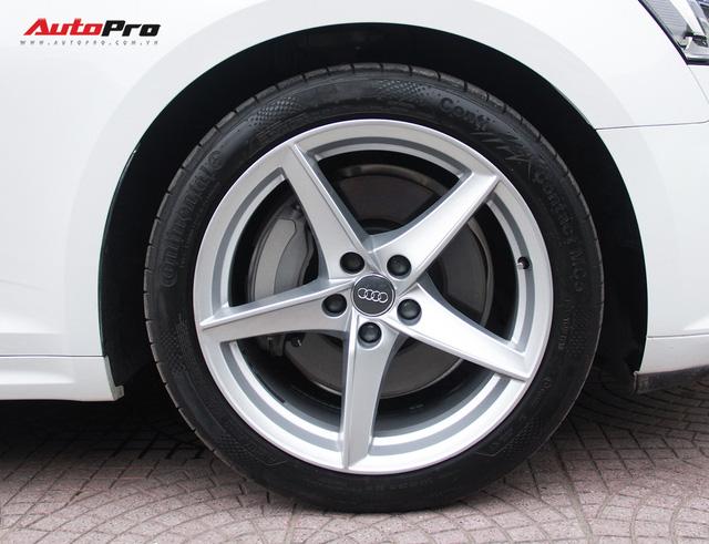 Chạy chưa hết roda, chủ nhân Audi A5 Sportback 2017 lỗ hơn 400 triệu khi bán lại - Ảnh 10.