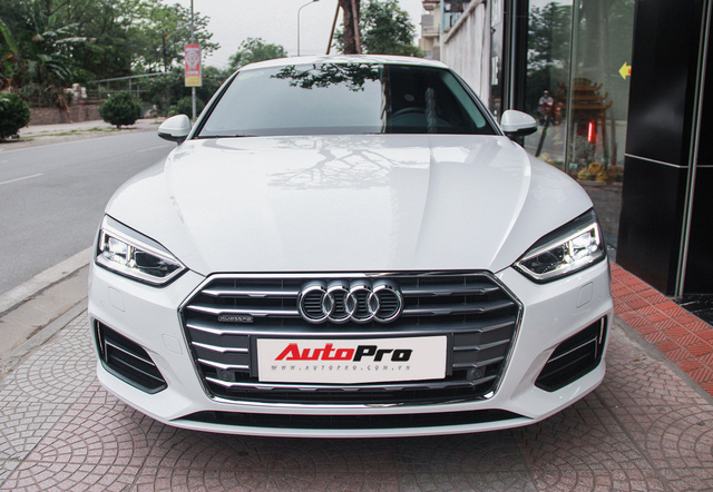 Chạy chưa hết roda, chủ nhân Audi A5 Sportback 2017 lỗ hơn 400 triệu khi bán lại - Ảnh 1.