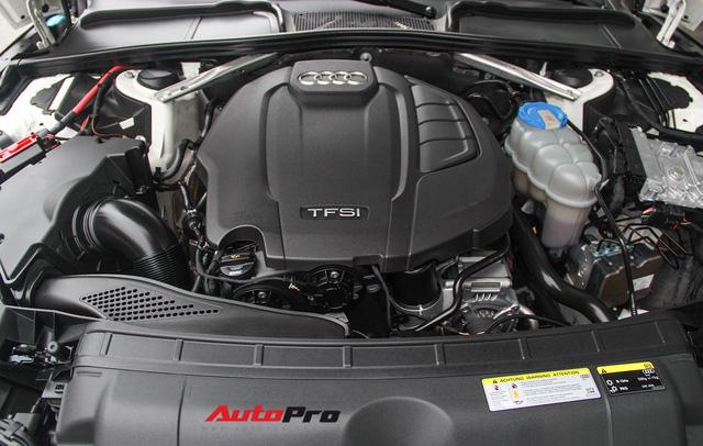 Chạy chưa hết roda, chủ nhân Audi A5 Sportback 2017 lỗ hơn 400 triệu khi bán lại - Ảnh 18.
