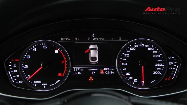Chạy chưa hết roda, chủ nhân Audi A5 Sportback 2017 lỗ hơn 400 triệu khi bán lại - Ảnh 16.