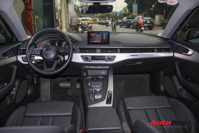 Chạy chưa hết roda, chủ nhân Audi A5 Sportback 2017 lỗ hơn 400 triệu khi bán lại - Ảnh 15.