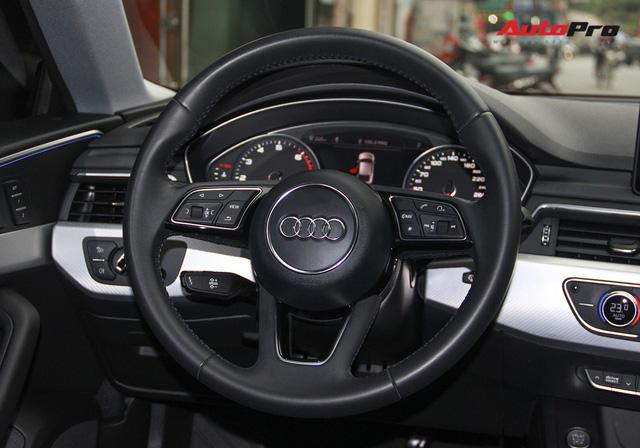 Chạy chưa hết roda, chủ nhân Audi A5 Sportback 2017 lỗ hơn 400 triệu khi bán lại - Ảnh 24.