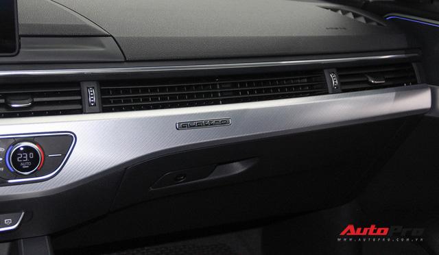 Chạy chưa hết roda, chủ nhân Audi A5 Sportback 2017 lỗ hơn 400 triệu khi bán lại - Ảnh 21.