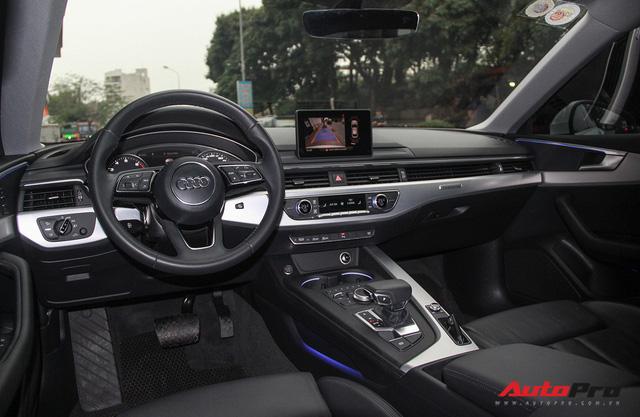 Chạy chưa hết roda, chủ nhân Audi A5 Sportback 2017 lỗ hơn 400 triệu khi bán lại - Ảnh 20.