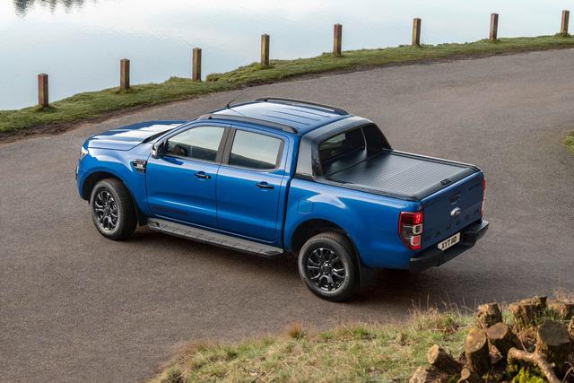 Ford Ranger Wildtrak X - Wildtrak hóa Raptor - Ảnh 2.