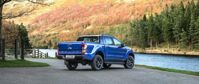 Ford Ranger Wildtrak X - Wildtrak hóa Raptor - Ảnh 4.