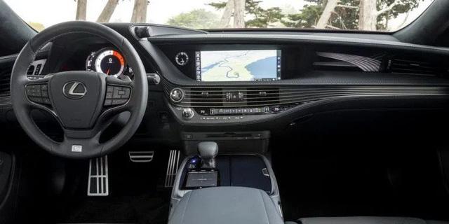 10 nội thất xe đẹp nhất 2018: Ô tô Nhật, Hàn chiếm đa số - Ảnh 9.