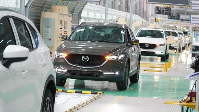 2019 - cái hẹn của Hyundai, Mazda và VINFAST - Ảnh 2.