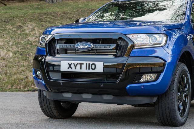 Ford Ranger Wildtrak X - Wildtrak hóa Raptor - Ảnh 1.