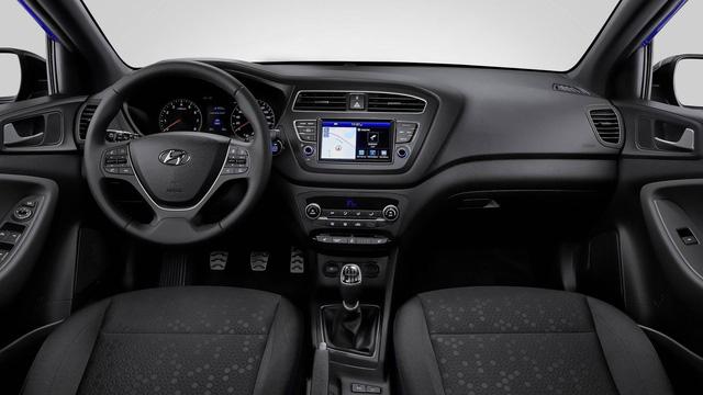 Hyundai nâng cấp i20 cạnh tranh Ford Fiesta, Honda Jazz - Ảnh 3.