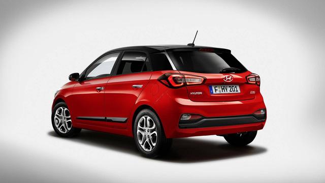 Hyundai nâng cấp i20 cạnh tranh Ford Fiesta, Honda Jazz - Ảnh 2.
