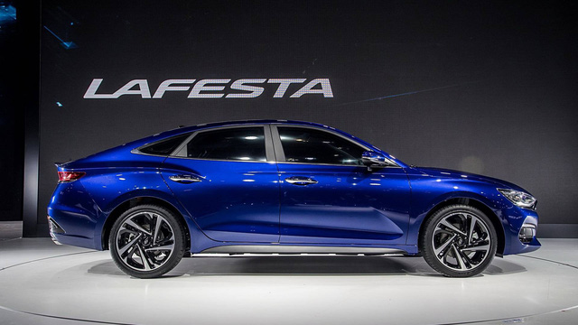 Hyundai Lafesta: Sedan Hàn Quốc, tên Italia, sản xuất cho Trung Quốc - Ảnh 1.