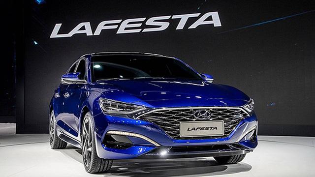 Hyundai Lafesta: Sedan Hàn Quốc, tên Italia, sản xuất cho Trung Quốc - Ảnh 2.