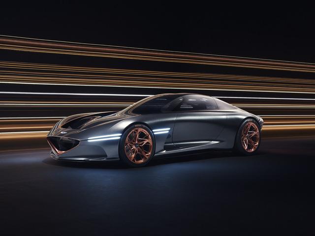 Nhận phản hồi tốt, Genesis chuẩn bị bật đèn xanh sản xuất siêu xe - Ảnh 1.