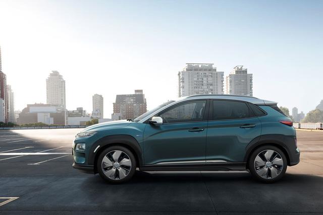 5 điểm cần biết trên Hyundai Kona 2018 - Ảnh 5.