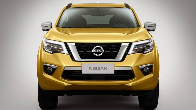 Cạnh tranh Toyota Fortuner, Nissan Terra bắt đầu xuất hiện tại đại lý, chuẩn bị ra mắt chính thức - Ảnh 3.