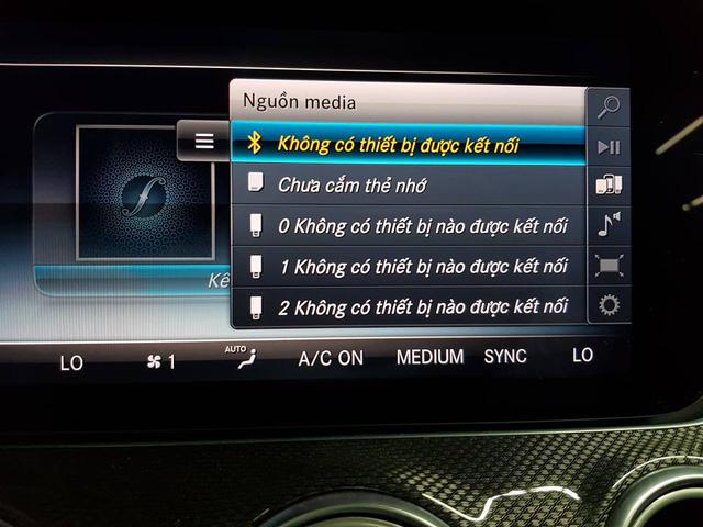 Cập nhật giao diện tiếng Việt cho nhiều mẫu xe Mercedes-Benz - Ảnh 4.