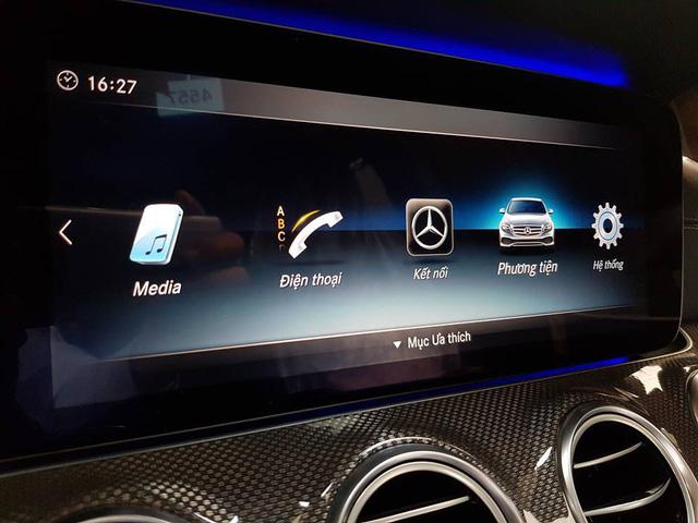 Cập nhật giao diện tiếng Việt cho nhiều mẫu xe Mercedes-Benz - Ảnh 3.