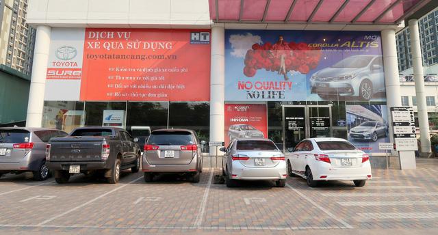 Toyota Việt Nam bán xe cũ chính hãng, kiểm tra 176 hạng mục kỹ thuật trước khi đưa xe lên kệ - Ảnh 1.