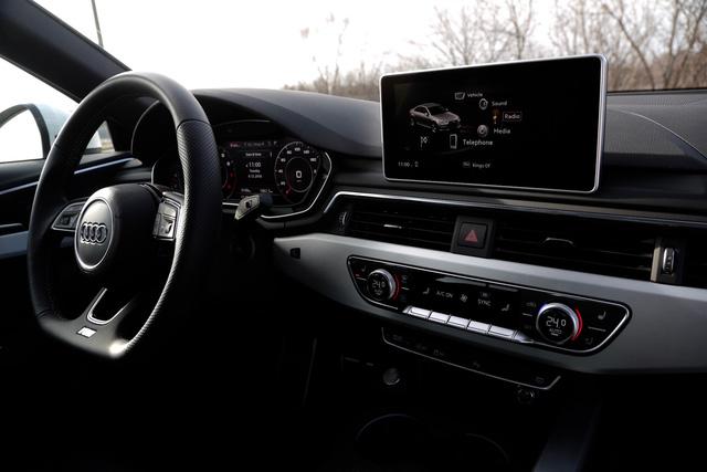 Ưu, nhược điểm của Audi A4 2018 - Ảnh 3.