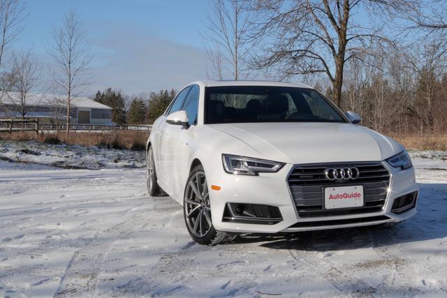 Ưu, nhược điểm của Audi A4 2018 - Ảnh 1.